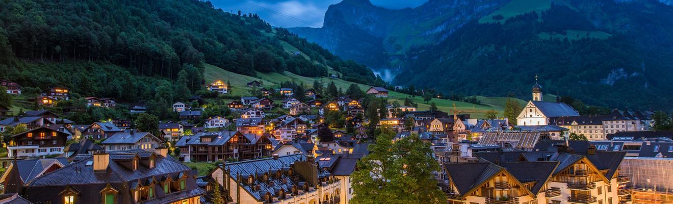 Ξενοδοχεία στην πόλη Engelberg