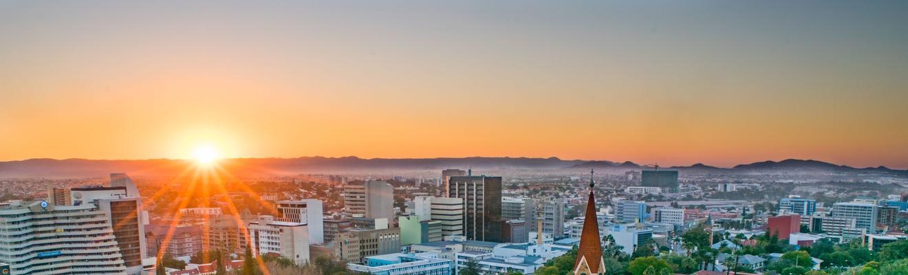 Khách sạn ở Windhoek