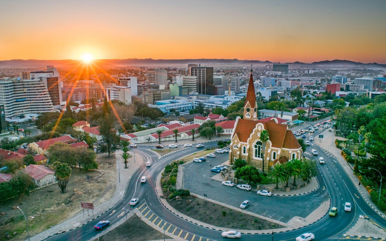 Windhoek hotellia