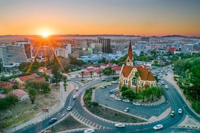 Windhoek hotels