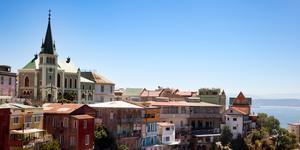 Location de voiture à Valparaíso
