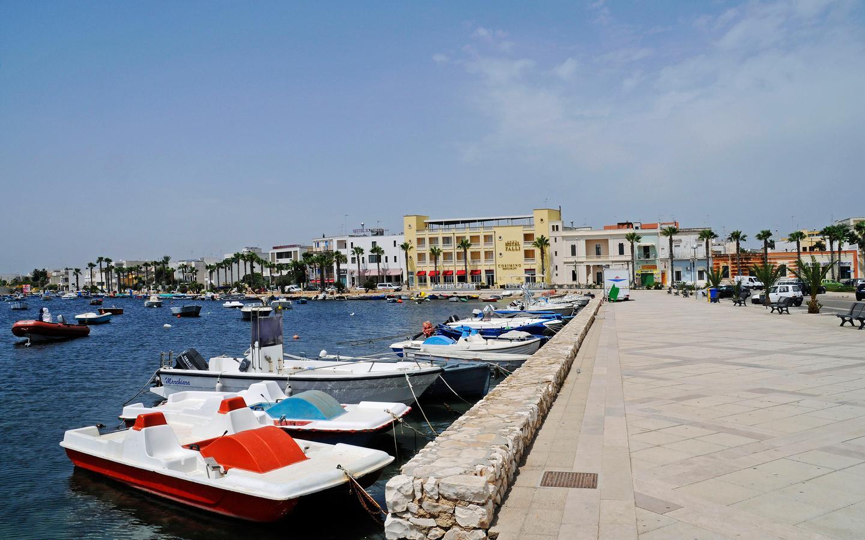 Ξενοδοχεία στην πόλη Porto Cesareo