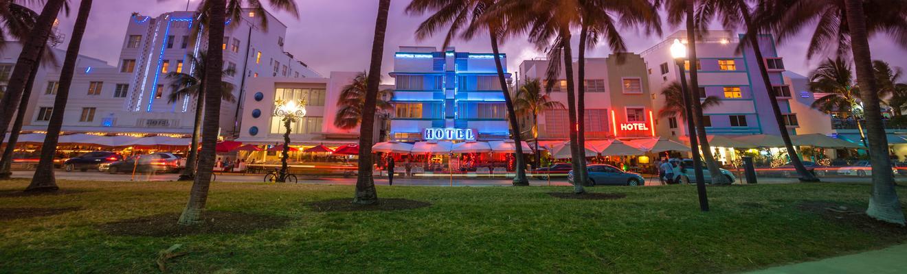 Miami Beach hotellia