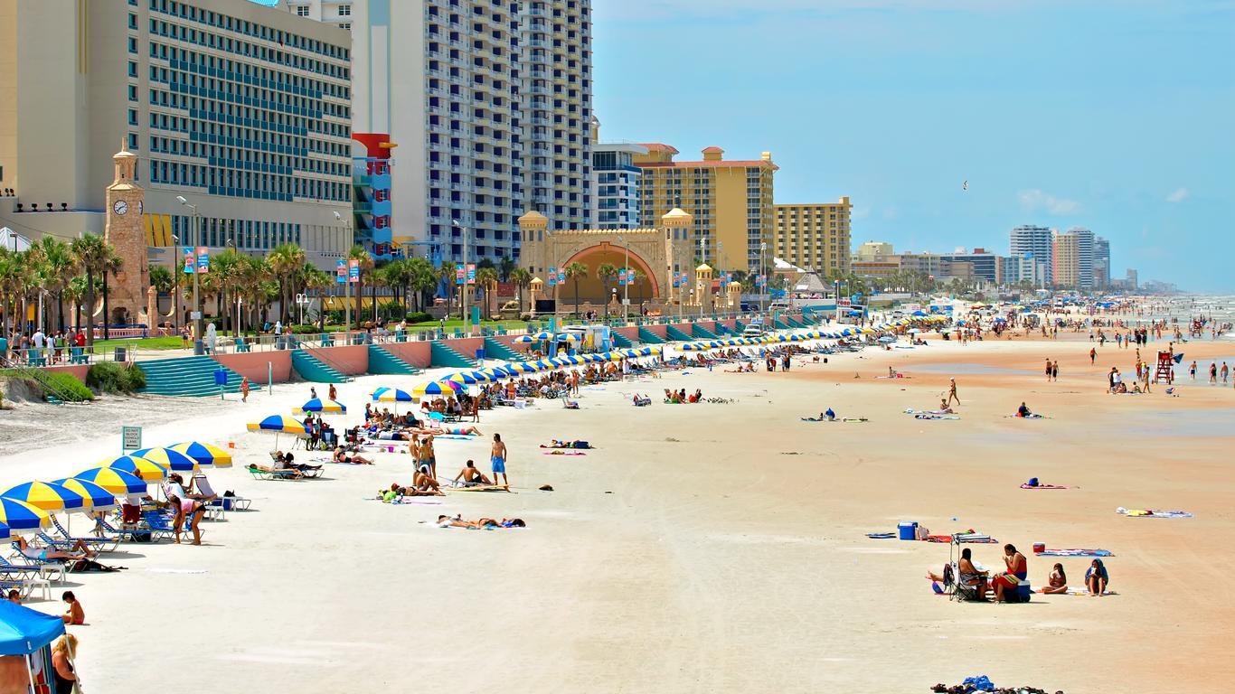 Aluguel de carros em Daytona Beach