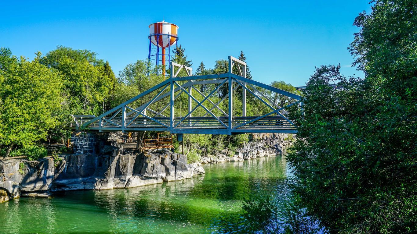 Coches de alquiler en Idaho Falls