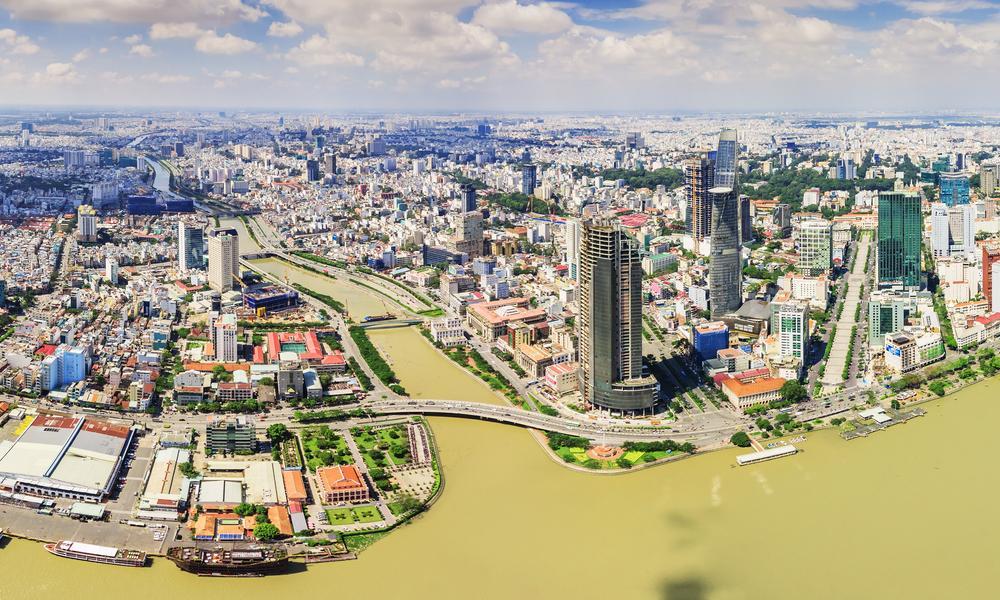 Image result for Ho Chi Minh, Vietnam