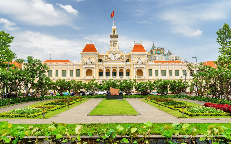 Ciudad Ho Chi Minh hoteles