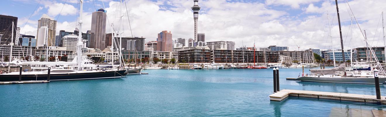 Auckland hotellia