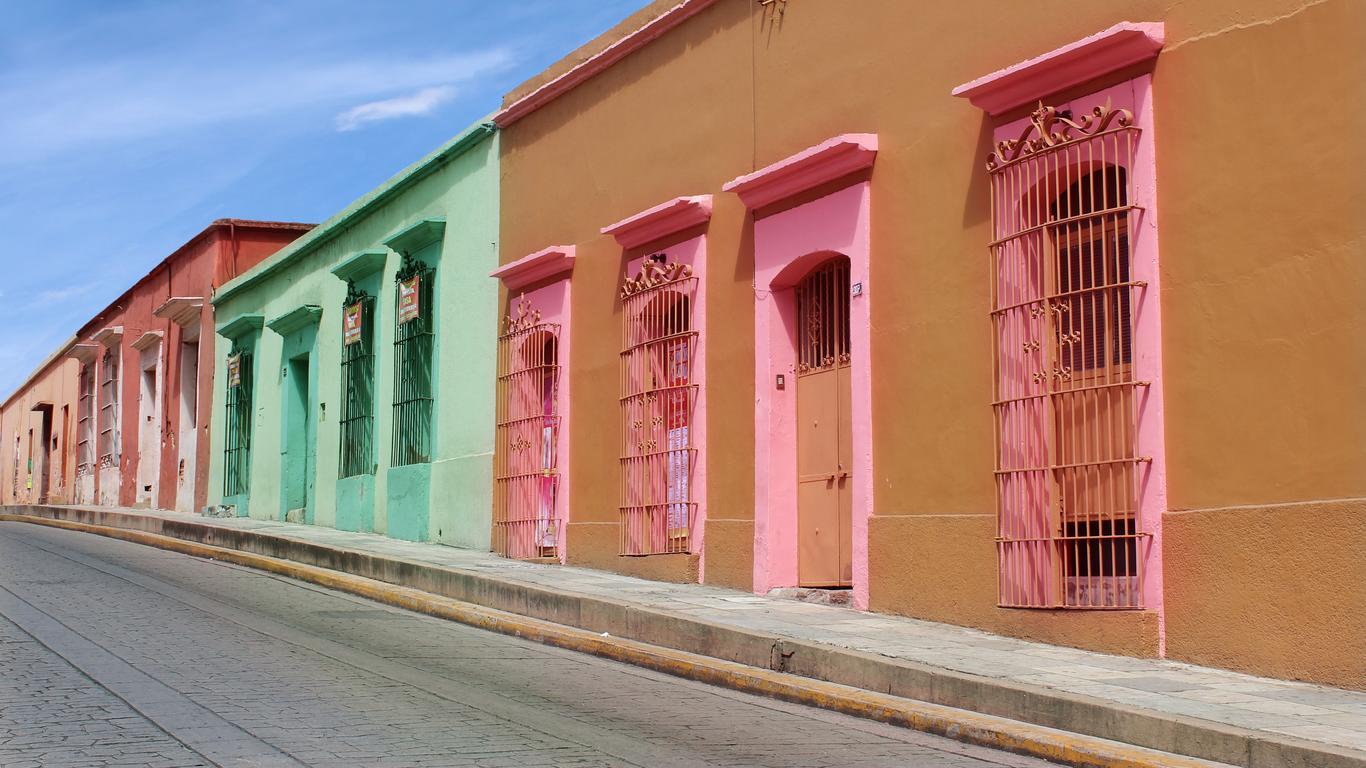 Renta de autos en Oaxaca de Juárez