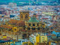 Granada hoteles
