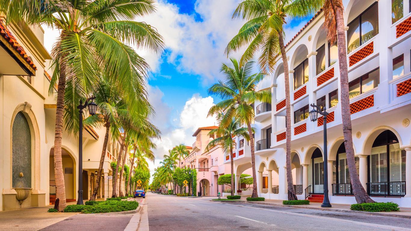Palm Beach: оренда авто