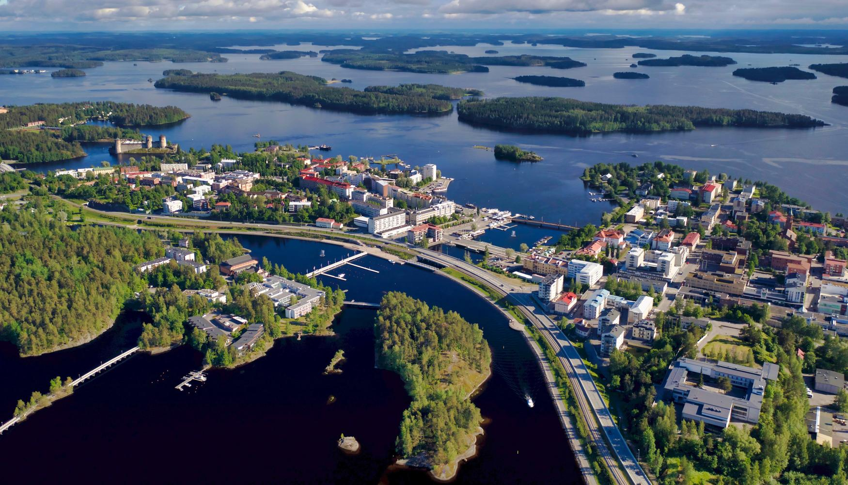 Car hire at Savonlinna Airport
