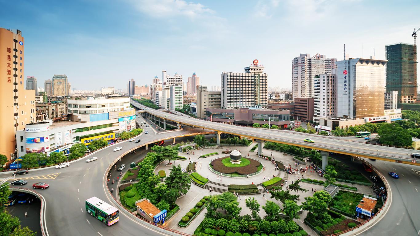 Nanchang car hire
