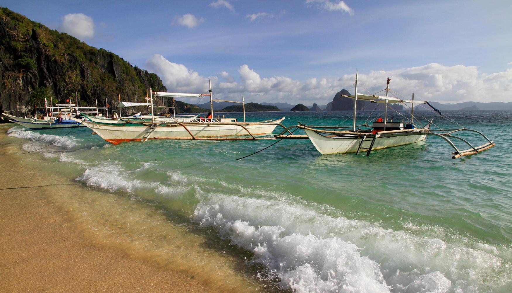 Hyrbilar i Filippinerna