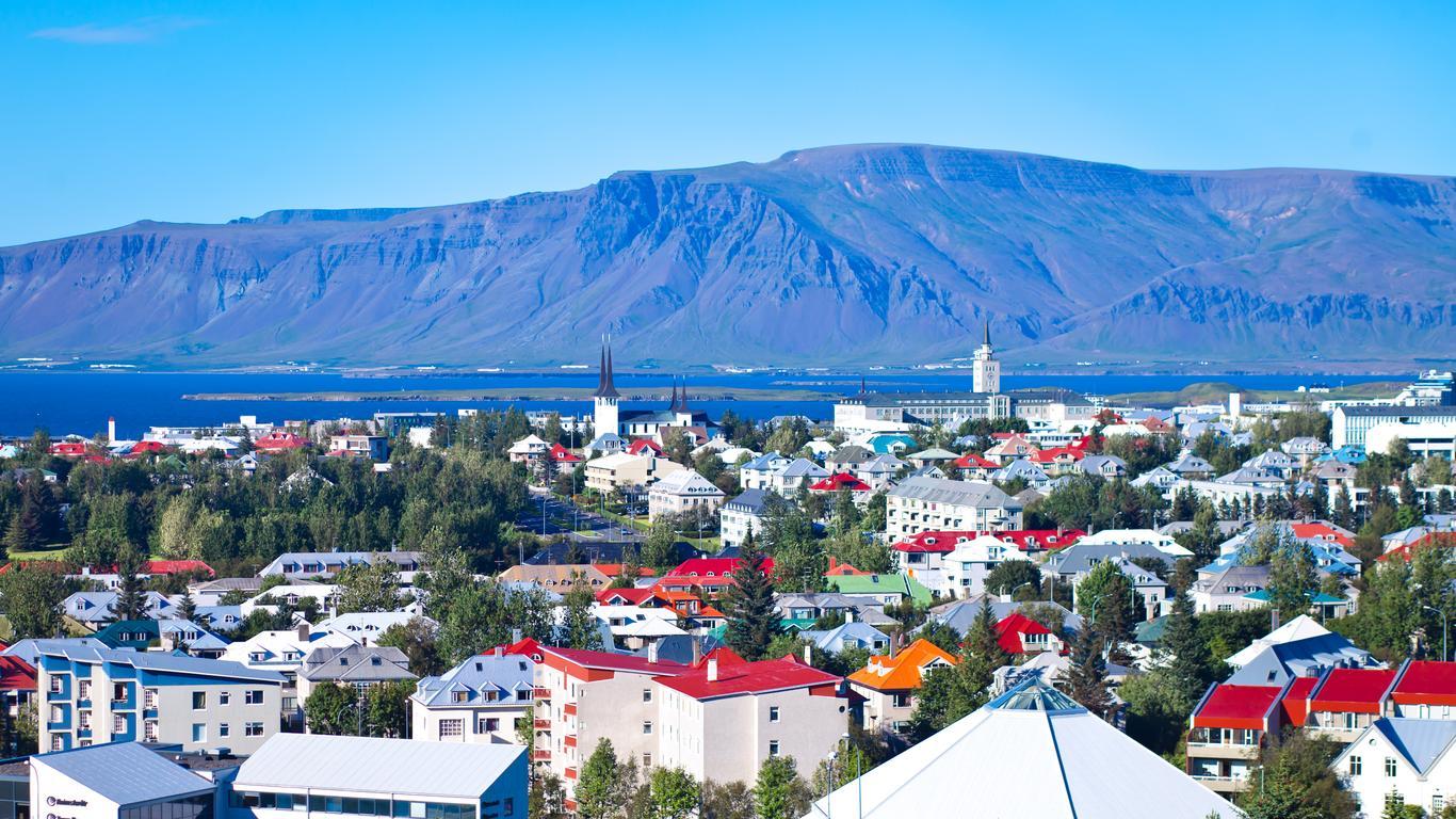 Reykjavik Mașini
