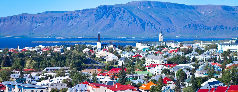 Hyrbilar i Reykjavik
