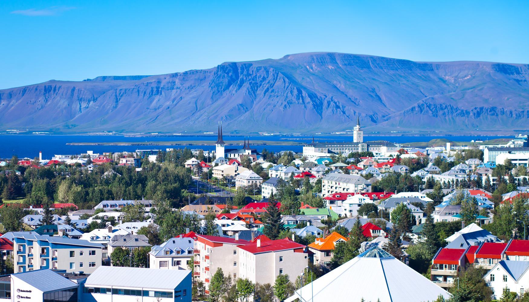 Autonvuokraukset Reykjavik Keflavik Intl lentokenttä
