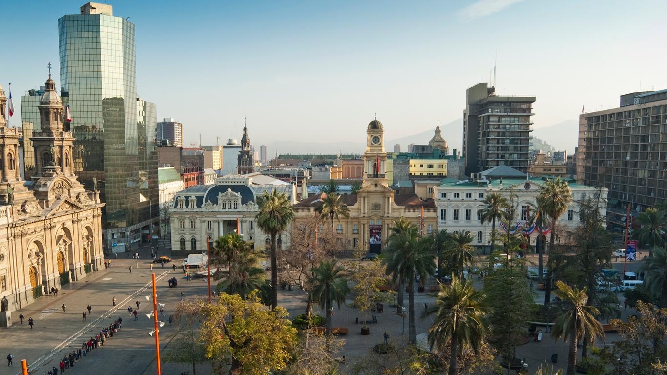 Renta de autos en Santiago de Chile