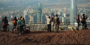 Location de voiture à Santiago