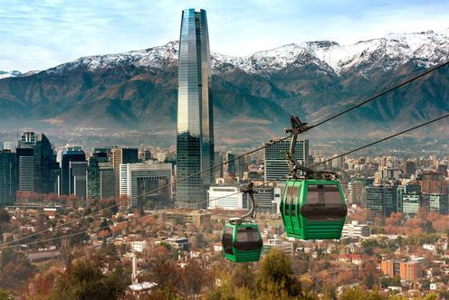 Ofertas de hotel en Santiago de Chile