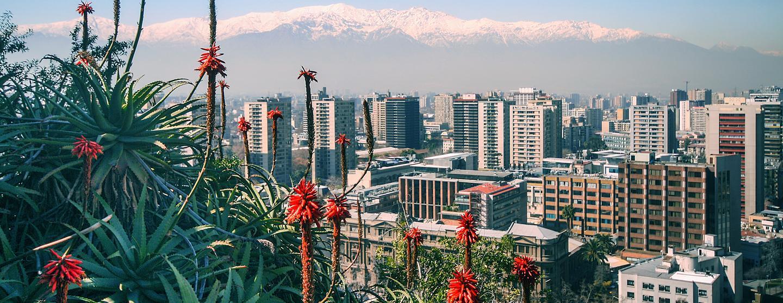 Lyxhotell i Santiago de Chile