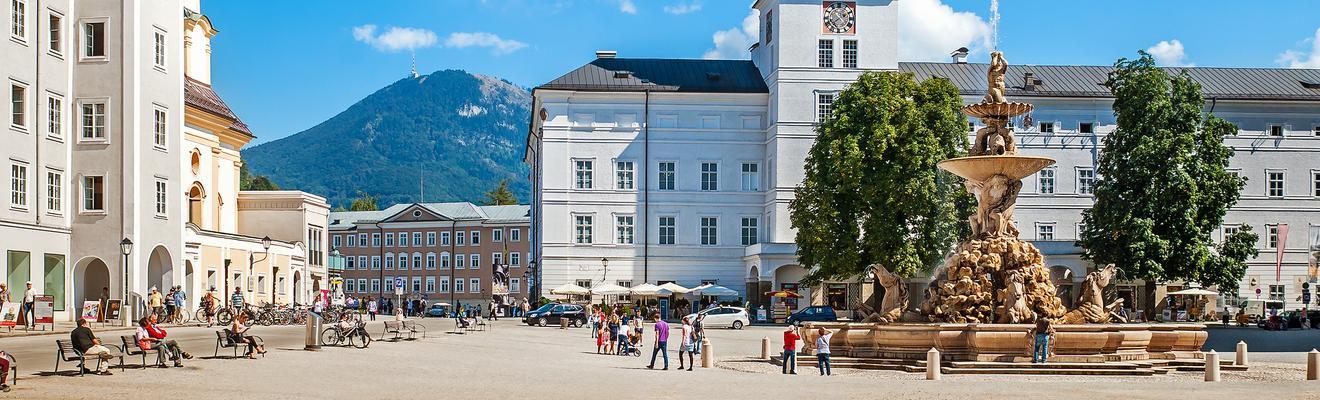 Ξενοδοχεία στην πόλη Σάλτσμπουργκ