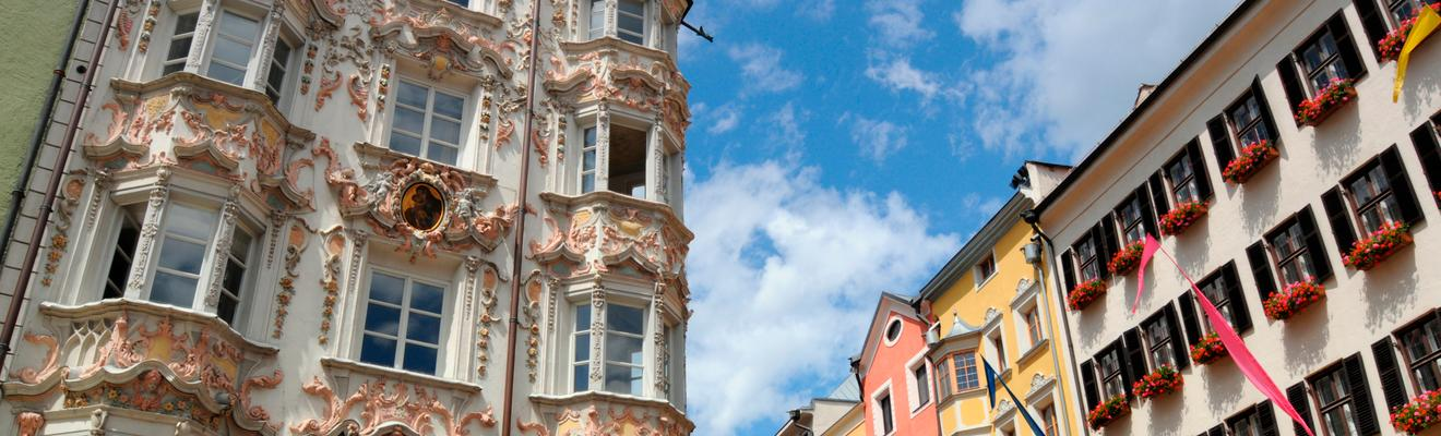 Innsbruck hotellia