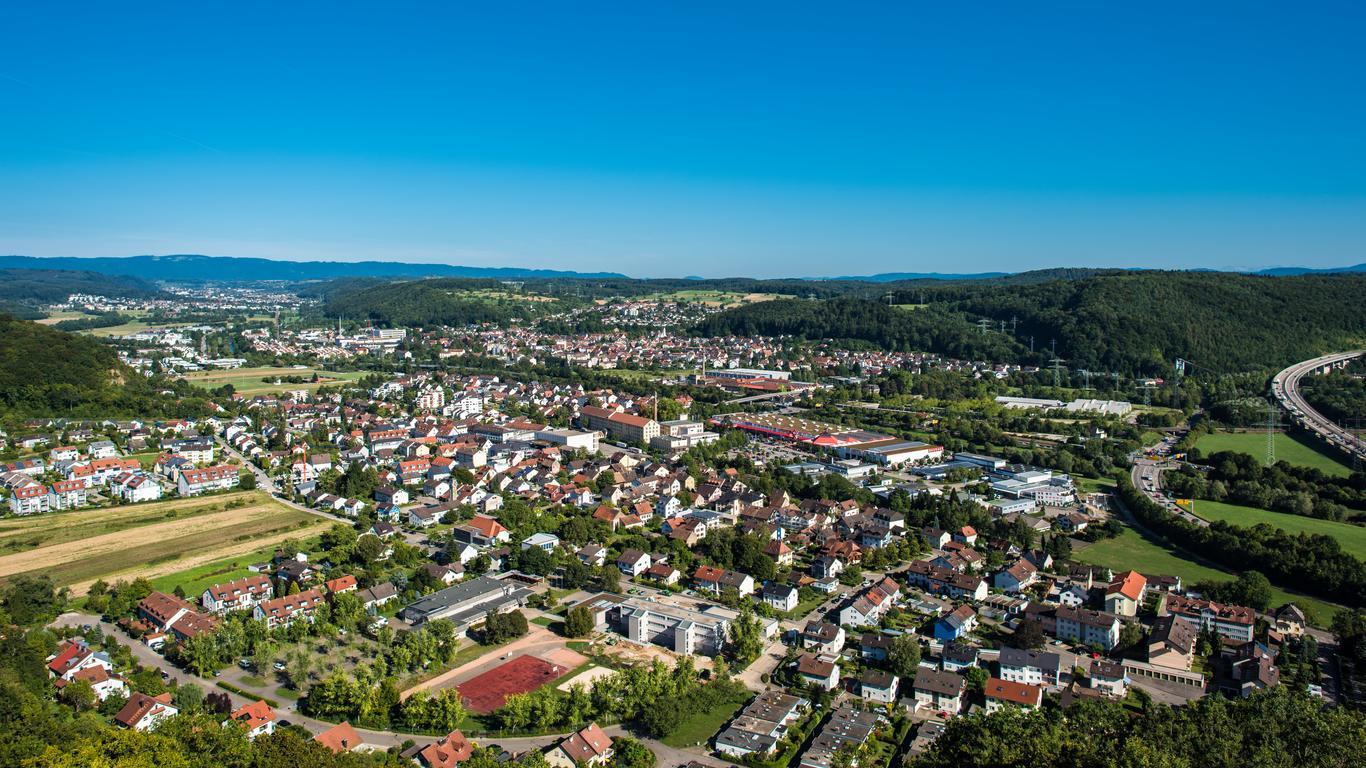 Coches de alquiler en Lörrach