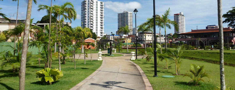 Alquiler de coches en Aeropuerto Manaos Eduardo Gomes Intl