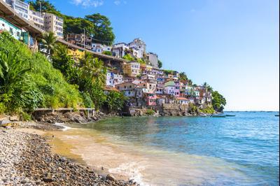 Hoteles en Salvador de Bahía