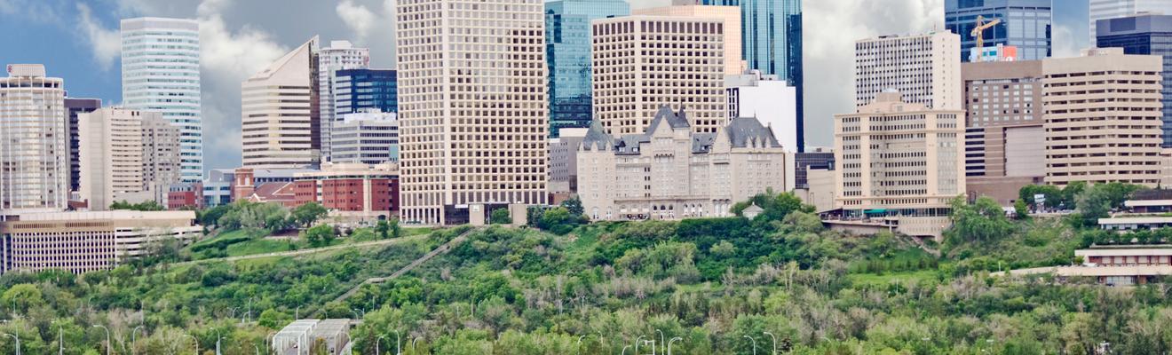 Edmonton hotellia