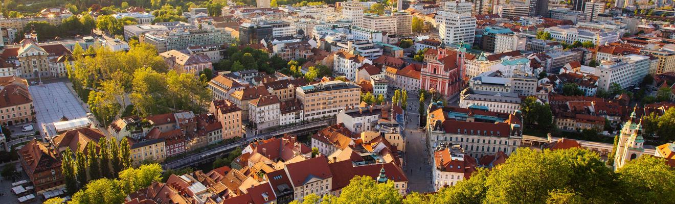 Ξενοδοχεία στην πόλη Λιουμπλιάνα