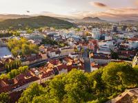 Ljubljana hotellia