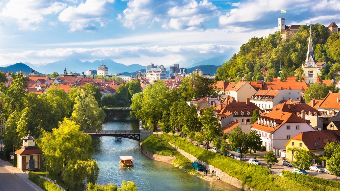 Pronájem aut Lublaň