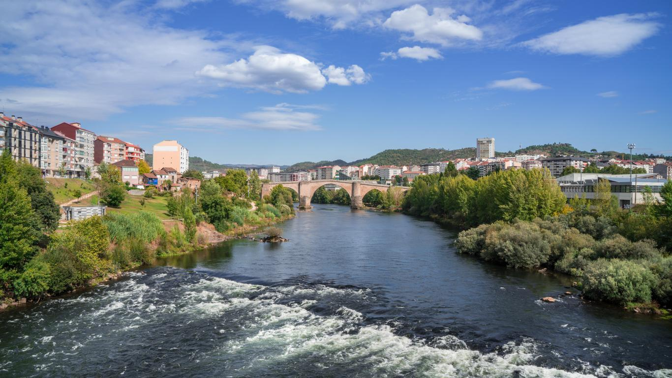 Ourense car hire