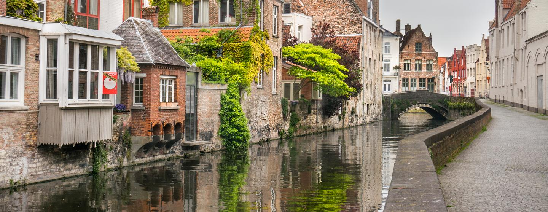 Khách sạn sang trọng ở Bruges