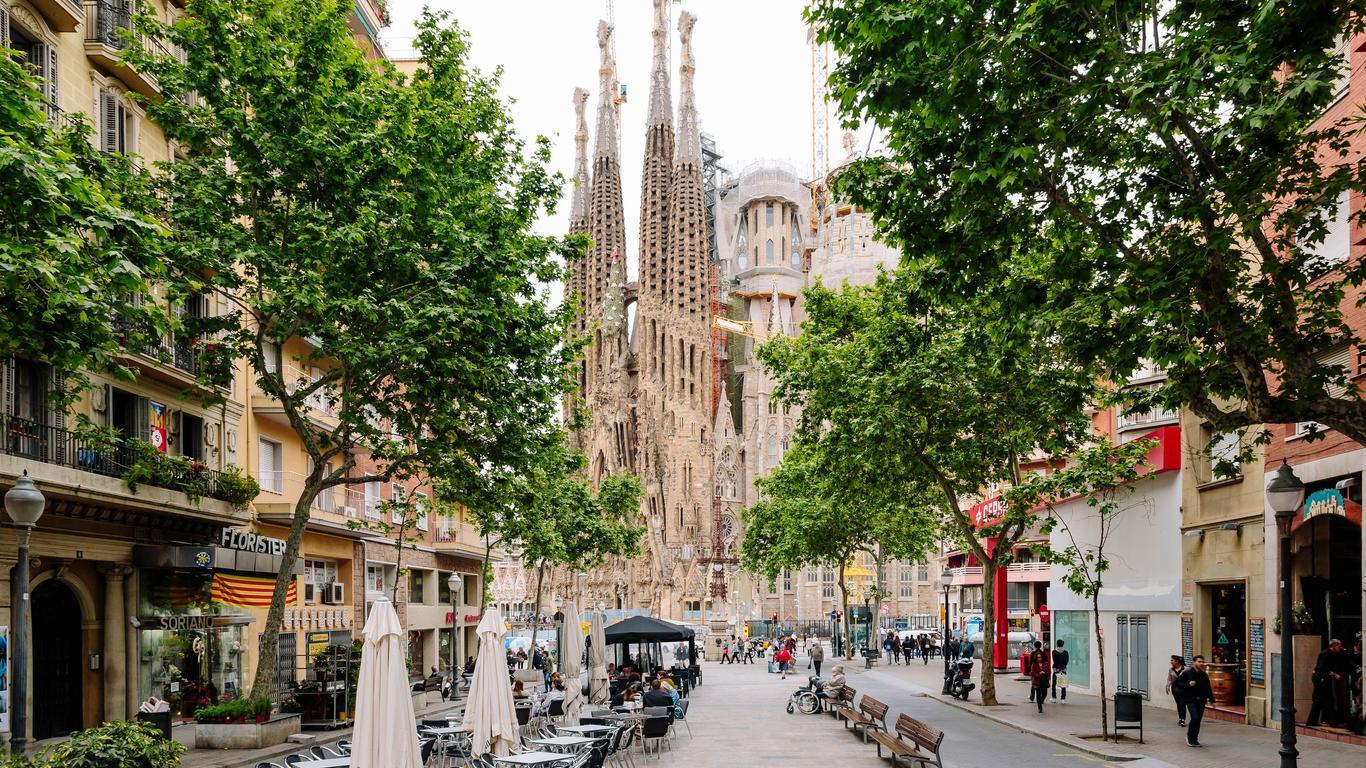 Hyrbilar i Barcelona