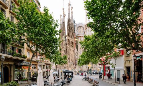 Barcelona Travel Guide Barcelona Tourism Kayak