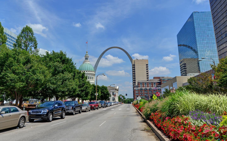 Saint Louis hotell