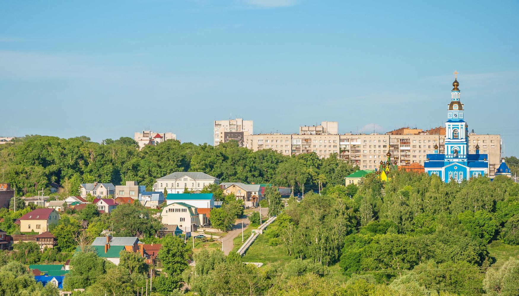 Car hire at Ulyanovsk Airport