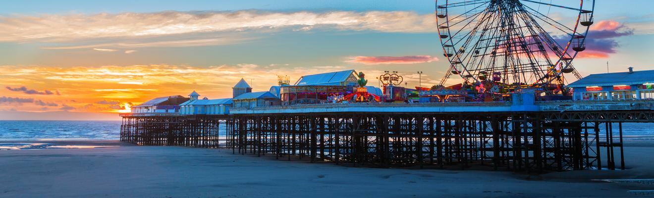 Blackpool hotellia