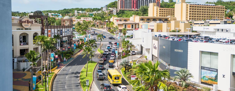 Auto de alquiler en Aeropuerto Tamuning Guam Intl