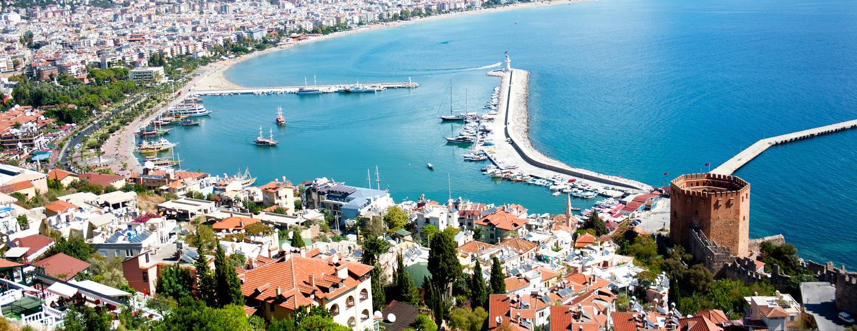 Autonvuokraukset Antalya lentokenttä
