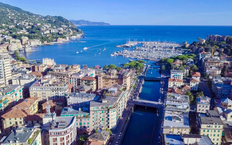 Ξενοδοχεία στην πόλη Rapallo