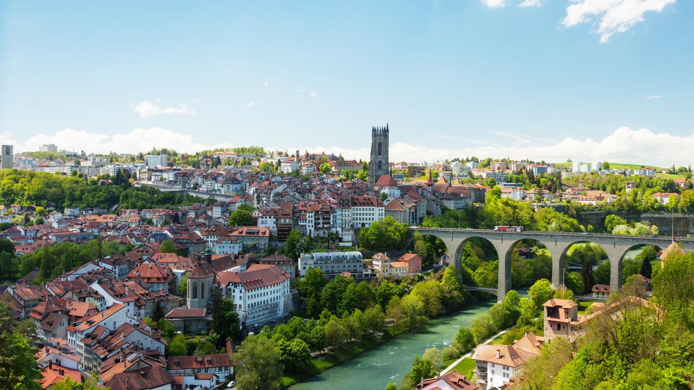 Fribourg autoverhuur