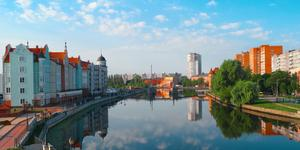 Car Hire in Kaliningrad