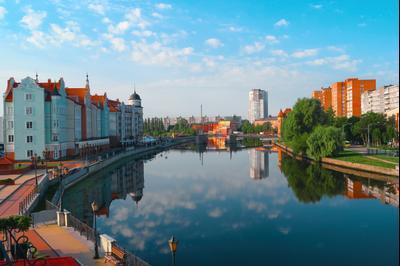 Ξενοδοχεία στην πόλη Καλίνινγκραντ
