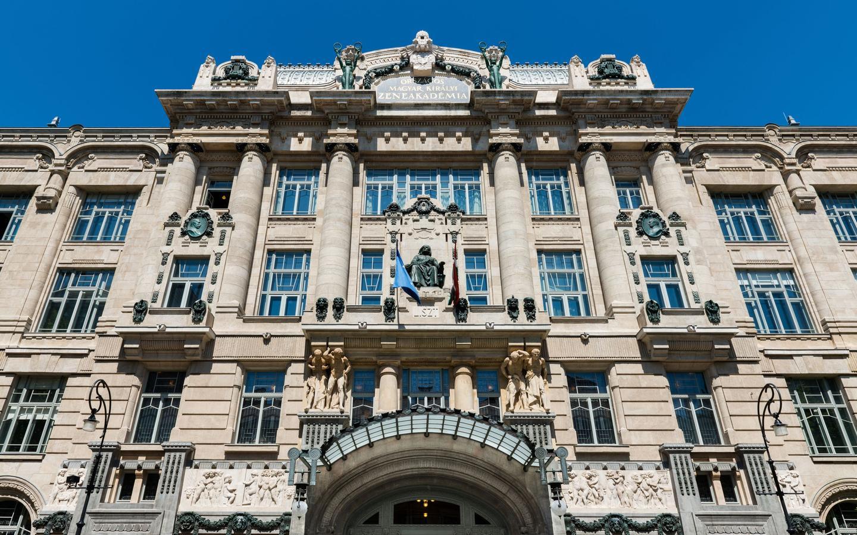 Budapest hotellia