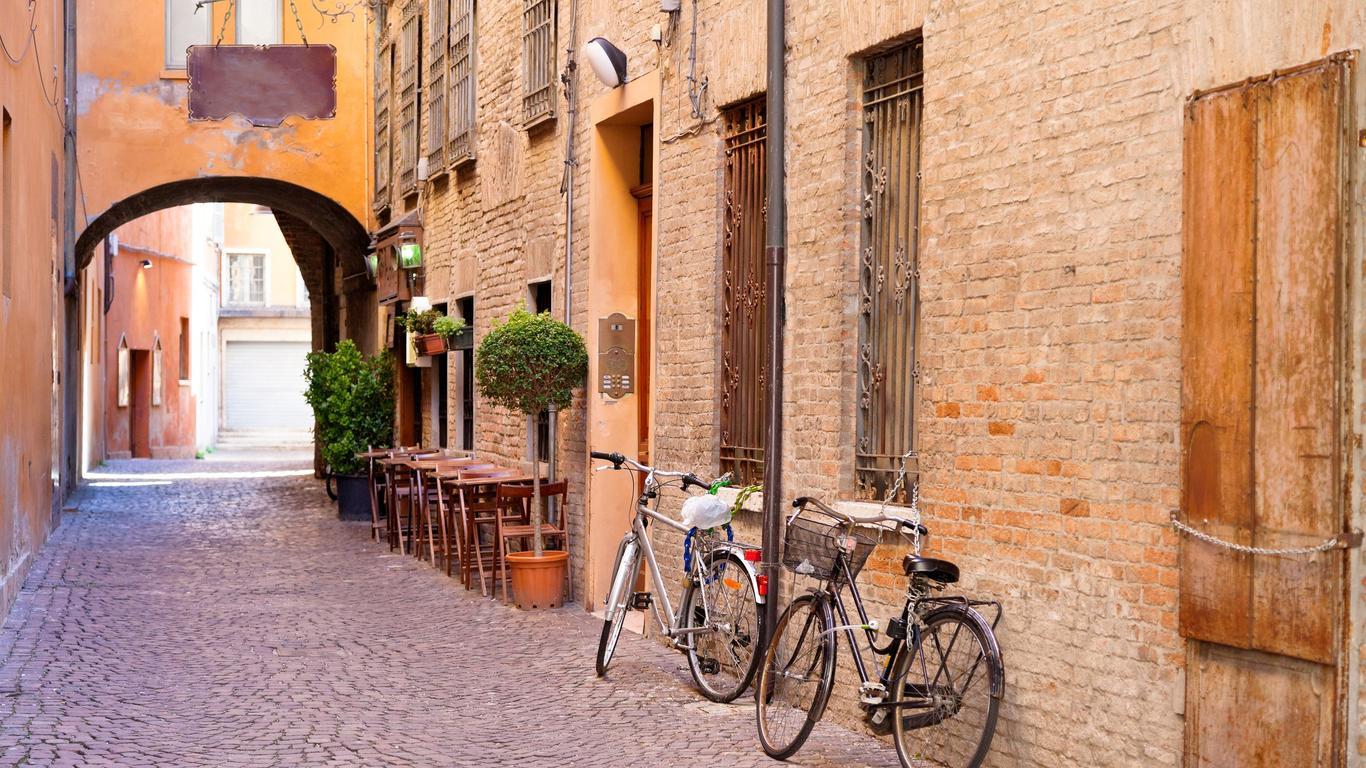 Ferrara car rentals