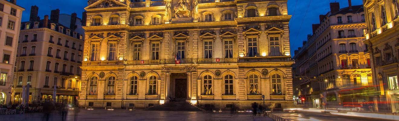Lyon hotellia
